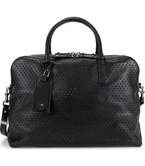large soft leather briefcase