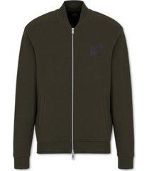 ax armani exchange zip up jacket