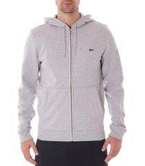 full zip hoodie - grey sh8549-cca