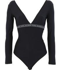 balmain lingerie bodysuits