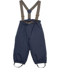 wilas suspenders pants, k outerwear snow/ski clothing snow/ski pants blå mini a ture