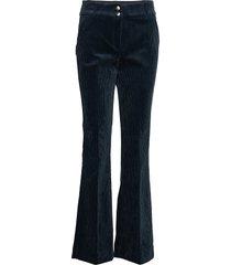 clara 624 long jeans wijde pijpen blauw fiveunits