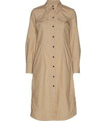 archie jurk knielengte beige baum und pferdgarten