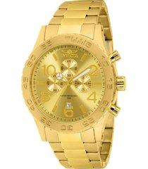 reloj invicta 1270 dorado para hombres