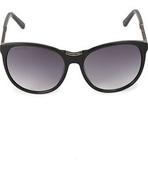 58mm square sunglasses