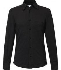 koszula biker shirt black