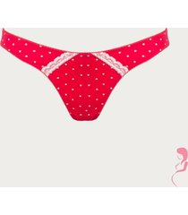 lupoline slip valentine love red