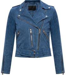 'balfern' suede jacket