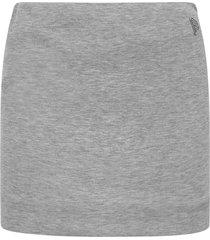 the attico ezra mini skirt