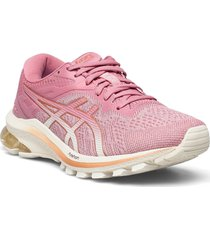 gt-1000 10 shoes sport shoes running shoes rosa asics