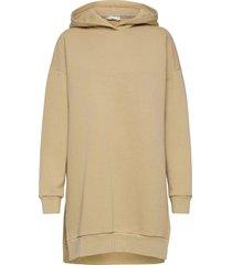 women´s top hoodie trui beige closed