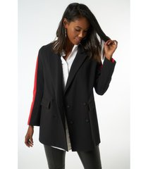 blazer jimmy sanders 19sdrw42075black jacket