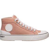 scarpe sneakers alte donna trainers
