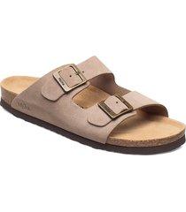valdi shoes summer shoes flat sandals brun mjúka