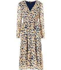 klänning objingrid l/s wrap dress