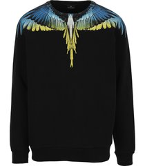 marcelo burlon wing sweatshirt