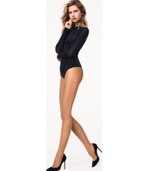 calze a rete twenties tights