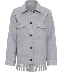 giacca con frange (grigio) - bodyflirt
