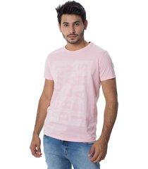 camiseta osmoze 13 110112781 rosa