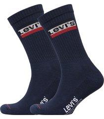 levis 144ndl regular cut sprtwr log underwear socks regular socks blå levi´s