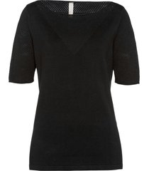 maglia (nero) - bodyflirt boutique