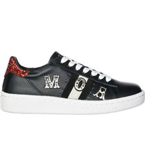 scarpe sneakers donna in pelle grand master