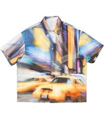 heron preston baseball taxi shirt