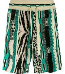 laneus drawstring shorts
