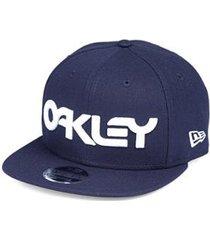 boné oakley mark ii novelty snap back