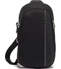 tumi martin sling backpack - black