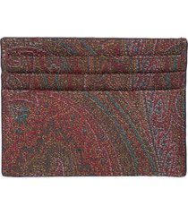 etro card holder with details