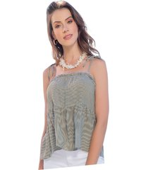 blusa adulto para mujer mp -bicolor