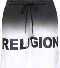 religion shorts & bermuda shorts