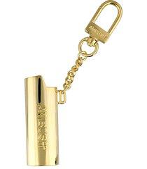 ambush lighter case logo chain key ring