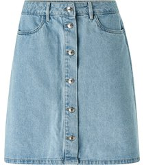 jeanskjol onlfarrah life reg skirt