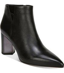franco sarto nest booties women's shoes