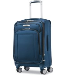 samsonite lite-air dlx carry-on expandable spinner suitcase, created for macy's