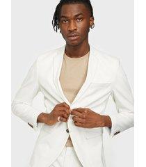 selected homme slhreg-wade flex off white blz b kavajer & kostymer offwhite