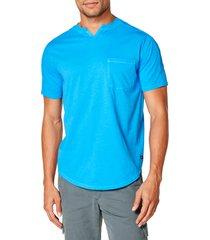 men's good man brand premium cotton t-shirt, size x-large - blue