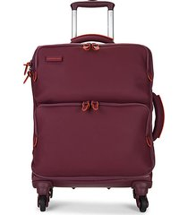 18.5-inch spinner suitcase