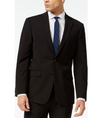 calvin klein infinite stretch solid slim-fit jacket