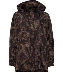 raven tiedye jacket sommarjacka tunn jacka brun filippa k soft sport