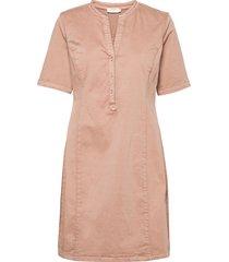 crdafine dress kort klänning beige cream