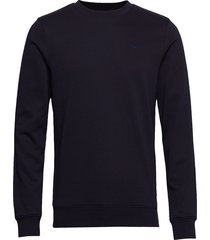clean sweat sweat-shirt trui blauw scotch & soda