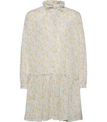 cheyenne dress korte jurk crème lovechild 1979