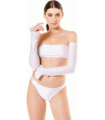 bikini capri blanco élida