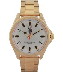 reloj  us polo assn gold