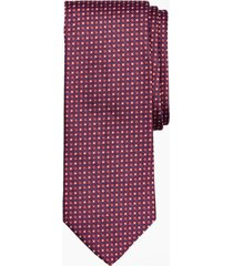 corbata florette morado brooks brothers