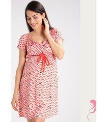 zwangerschapsjurk neuza shirt dress