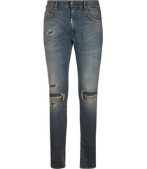 represent underwork denim jeans